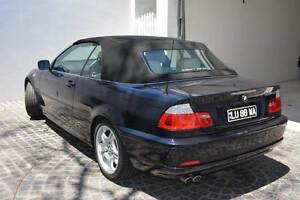 BMW Convertible ONLY 27,300kms!!!! Dalkeith Nedlands Area Preview