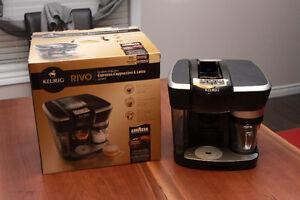 Keurig RivoCappicano/Espresso maker Cambridge Kitchener Area image 1
