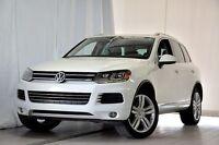 2013 Volkswagen Touareg DIESEL Highline TDI Sport