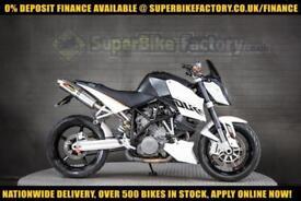 2009 09 KTM SUPERDUKE 990CC 0% DEPOSIT FINANCE AVAILABLE