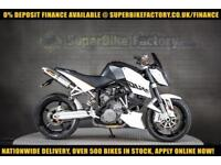 2009 09 KTM SUPERDUKE 990CC 0% DEPOSIT FINANCE AVAILABLE