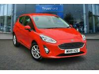 2019 Ford Fiesta 1.0 EcoBoost Zetec 3dr Auto***With Bluetooth Connectivity*** Se