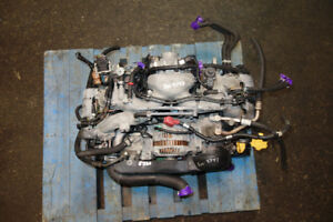 JDM Subaru Impreza non Turbo Engine Motor Available ej25 2.5L