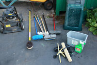 Pro Window and Siding Washing Tools