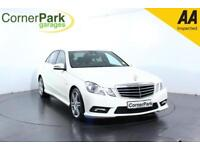 2010 MERCEDES E-CLASS E350 CDI BLUEEFFICIENCY SPORT SALOON DIESEL