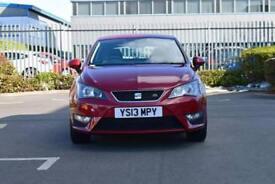 2013 SEAT IBIZA Seat Ibiza SC 1.2 TSI FR 3dr [Portable Navigation + 17in Alloys]