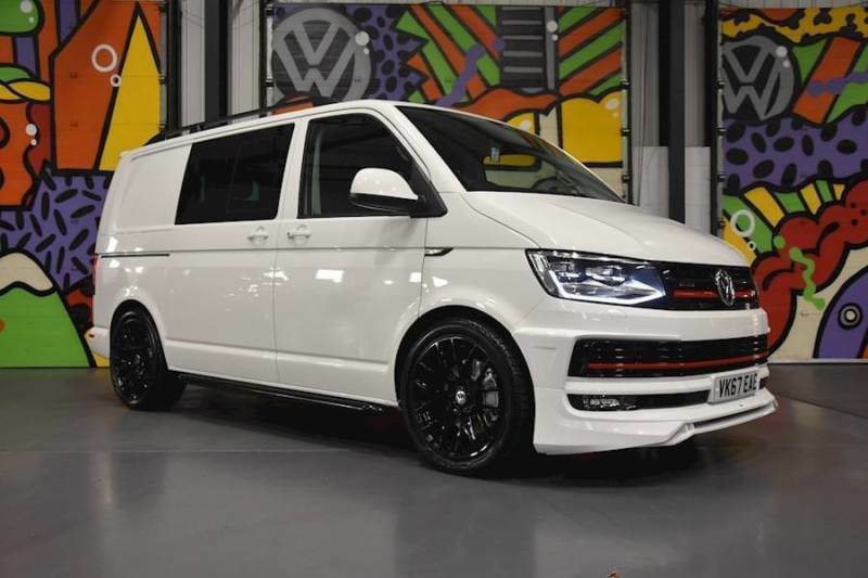 Vw Transporter T6 T32 Swb 204ps Dsg 4motion H Line Kombi