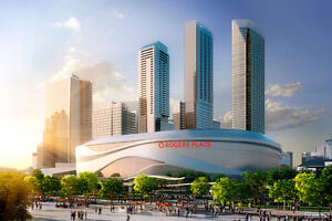 OILER TICKETS, ROGERS PLACE