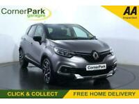 2018 Renault Captur 0.9 DYNAMIQUE S NAV TCE 5d 90 BHP Hatchback Petrol Manual