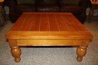 Pickeled Pine Tables-Mint Condition