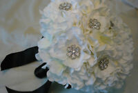 Beautiful Wedding Bouquet Flowers In Different Styles and Colors