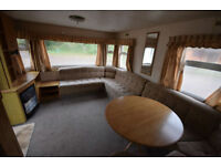 1999 Willerby Granada 32x10 Static Caravan | 2 beds with Heating!
