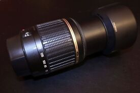 Tamron AF 55-200mm F/4-5.6 Di II LD Macro (Canon Fit)