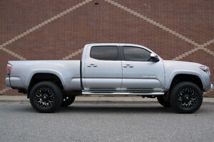 2016 Toyota Tacoma Limited Lifted