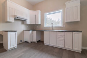 Magnificent and fully renovated  6 1/2 view home West Island