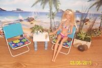 Hand Made 12 inc Doll Size (Barbie, etc)