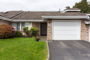 ** NEW PRICE **RANCHER * 55+ * GATED TOWNHOUSE **  R2163676
