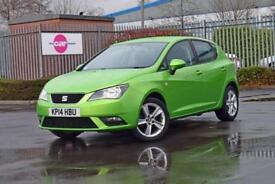 2014 SEAT IBIZA Seat Ibiza 1.4 Toca 5dr [Portable Navigation]