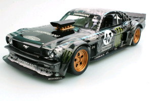 1:18 Resin (not diecast) Top Marques 1965 Ford Mustang Hoonigan
