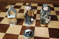 Ducks Unlimited Deluxe Chess Set