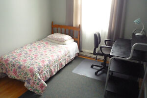 Available Immediately: Furnished main floor room