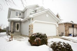 PRICED TO SELL- 2 STOREY, DOUBLE ATTACHED GARAGE IN GLASTONBURY