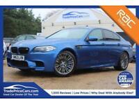 2014 63 BMW 5 SERIES 4.4 M5 4D AUTO 553 BHP