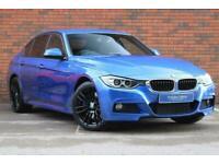2013 BMW 3 Series 3.0 330d M Sport Sport Auto xDrive (s/s) 4dr Saloon Diesel Aut