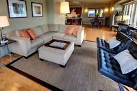 2 Bedroom Furnished Condo in the Estate Downtown Available