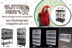 Best Quality Bird Cage Parrot Cage Bird Stand Bird Food Bird Toy Mississauga / Peel Region Toronto (GTA) image 4