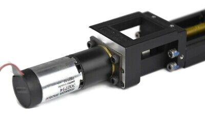 Stepper Motor Damper Coupling Z axis,CNC THK KR20 200mm Actuator Module