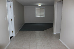 A large above ground basement suite for rent