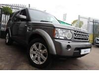 2010 60 LAND ROVER DISCOVERY 4 3.0 TDV6 XS 5D 245 BHP DIESEL