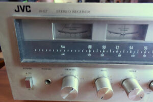 JVC R-S7 Vintage Stereo Receiver Amplifier/Tuner