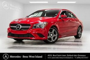 2016 Mercedes-Benz CLA250 4MATIC Coupe West Island Greater Montréal image 1
