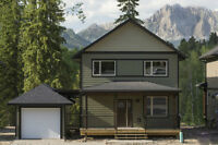 Newly built 3 bed plus den home - Fernie, BC