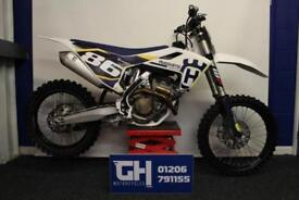 USED 2017 HUSQVARNA FC250 | VERY GOOD CONDITION | 36.6 HOURS