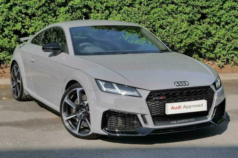 Audi Tt 2019 Rs Tt Rs Tfsi Quattro Audi Sport Ed 2dr S Tronic Coupe In Worcester Worcestershire Gumtree