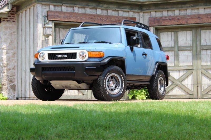 Top 10 OffRoad Trips in a Toyota FJ Cruiser  eBay
