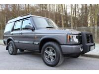 2003 53 LAND ROVER DISCOVERY 2.5 TD5 S 5D 136 BHP DIESEL