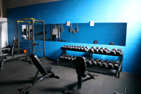 Private Gym Personal Training - $20 sessions available