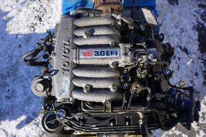 JDM Toyota 4Runner 3.0L V6 Engine 3VZE with Manual 4x4
