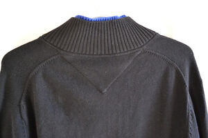 Tommy Hilfiger 1/4-zip sweater - size large London Ontario image 3