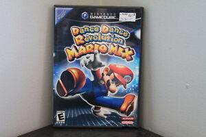 jeux dance dance revolution Mario Mix avec le tapis de dance