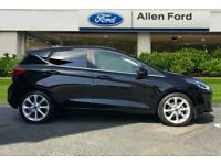 2021 Ford Fiesta 1.0 EcoBoost Hybrid mHEV 125 Titanium X 5dr Hatchback Petrol Ma