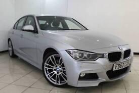 2012 62 BMW 3 SERIES 3.0 330D M SPORT 4DR AUTOMATIC 255 BHP DIESEL