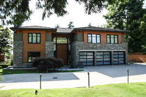 MAGNIFICENT LUXURY HOME FOR RENT, 11 BR + 9 BATH ON SW MARINE DR