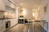 Sleek, Modern and Gorgeous Loft in Iconic Gastown!