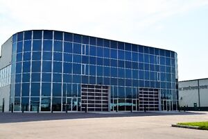 Newly Constructed Manufacturing/Fabrication Building w/ Yard