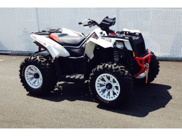 Used 2013 Polaris scrambler 850